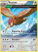 Fearow from XY Promos