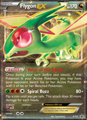 Flygon-EX from XY Promos