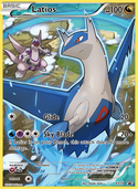 Latios from XY Promos