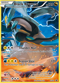 Black Kyurem from XY Promos