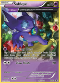 Sableye from XY Promos
