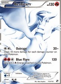 Reshiram from Black and White