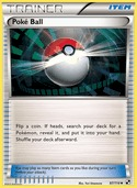 Poke Ball from Black and White