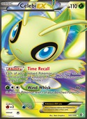 Celebi-EX from Boundaries Crossed