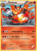 Emboar from Boundaries Crossed