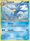 Golduck from Boundaries Crossed