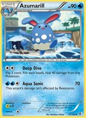 Azumarill from Boundaries Crossed