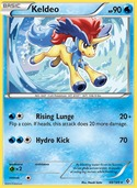 Keldeo from Boundaries Crossed