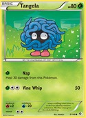 Tangela from Boundaries Crossed