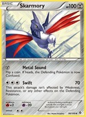 Skarmory from Boundaries Crossed