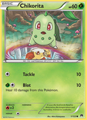 Chikorita from BREAKpoint
