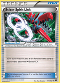 Scizor Spirit Link from BREAKpoint
