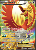 Ho-Oh-EX from BREAKpoint