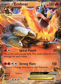 Emboar-EX from BREAKpoint