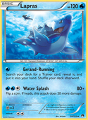 Lapras from BREAKpoint