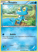 Froakie from BREAKpoint
