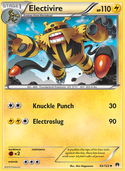 Electivire from BREAKpoint