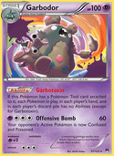 Garbodor from BREAKpoint