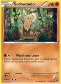 Sudowoodo from BREAKpoint