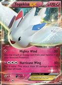 Togekiss-EX from BREAKpoint