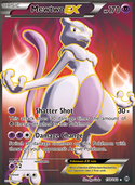 Mewtwo-EX from BREAKthrough