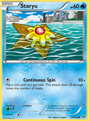 Staryu from BREAKthrough