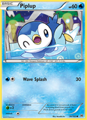 Piplup from BREAKthrough
