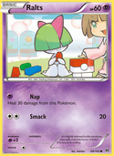 Ralts from BREAKthrough