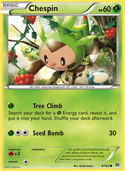Chespin from BREAKthrough
