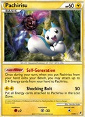Pachirisu from Call of Legends