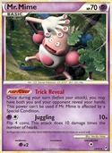 Mr.Mime from Call of Legends