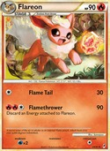 Flareon from Call of Legends