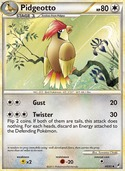 Pidgeot from Call of Legends
