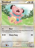 Snubbull from Call of Legends