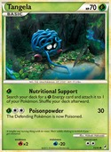 Tangela from Call of Legends