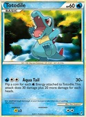 Totodile from Call of Legends