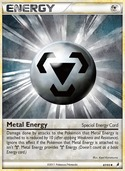 Metal Energy from Call of Legends