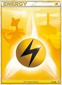 Lightning Energy from Call of Legends