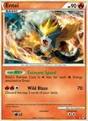Entei from Call of Legends