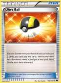 Ultra Ball from Dark Explorers