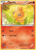 Torchic from Dark Explorers
