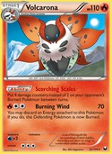Volcarona from Dark Explorers