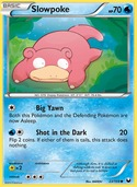 Slowpoke from Dark Explorers