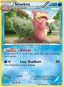 Slowbro from Dark Explorers