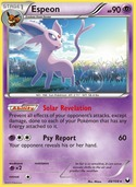Espeon from Dark Explorers