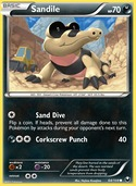 Sandile from Dark Explorers