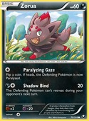 Zorua from Dark Explorers