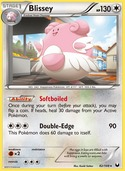 Blissey from Dark Explorers