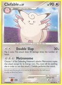Clefable from Diamond and Pearl