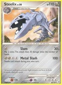 Steelix from Diamond and Pearl